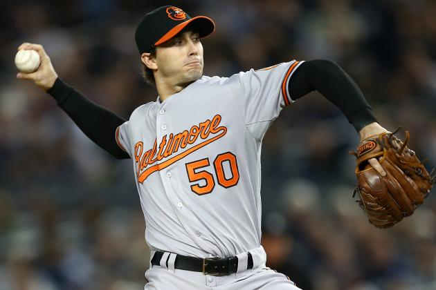 Orioles Right-Hander Miguel Gonzalez Invited to Pitch for Mexico in WBC