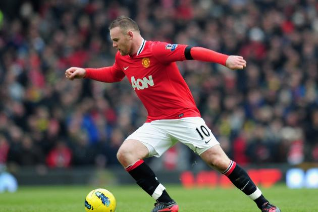 Wayne Rooney in Line to Play a Part in Old Trafford Showdown