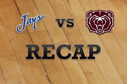 Creighton vs. Missouri State: Recap and Stats