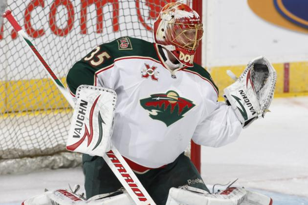 Khudobin Ready for Bigger Role