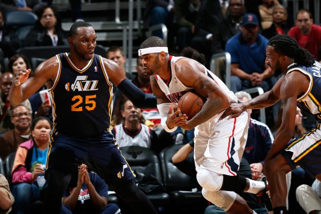 Utah Jazz Collapse on the Road in Stinging Loss to Atlanta
