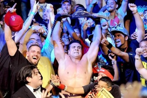WWE SmackDown, Jan. 11: Del Rio Fulfills Destiny, Rock/Rhodes Scholars and More