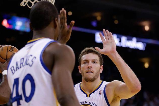 NBA Gamecast: Blazers vs. Warriors