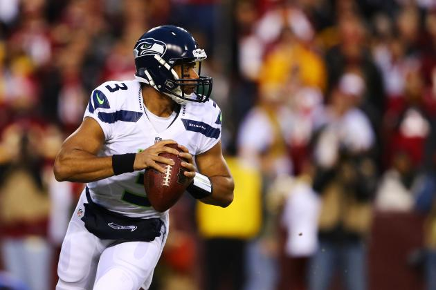 Russell Wilson Is a Fine Fantasy Football Bargain in Divisional Round
