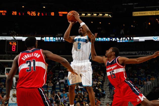 Hornets 104, Timberwolves 92