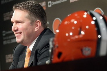Rob Chudzinski Declines to Discuss Brandon Weeden