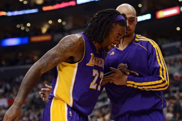 Jordan Hill Likely out for the Season