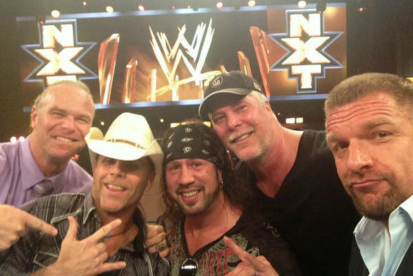 WWE News: The KLIQ Reunites at NXT Taping
