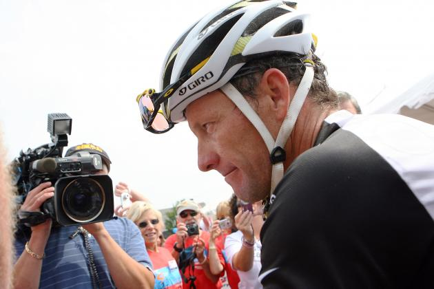 Source: Lance Armstrong Plans to Admit Doping to Oprah