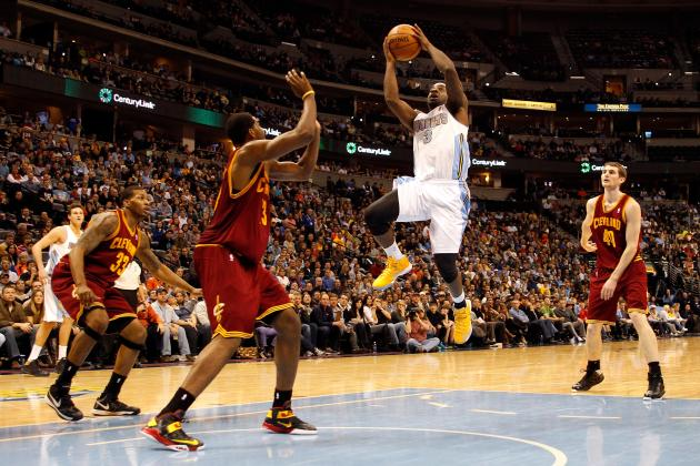 Cleveland Cavaliers Start Fast, but Can't Hang on in Loss to Denver Nuggets