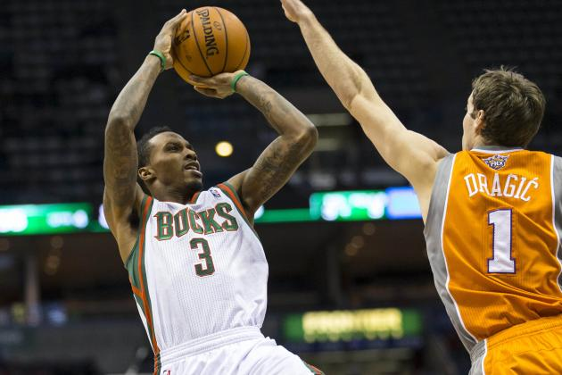 Milwaukee Bucks Must Tie Future to Brandon Jennings, Not Monta Ellis