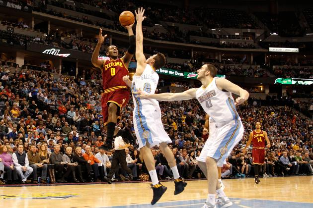 Gallinari's Late Three Sinks Cavs