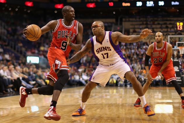 Phoenix Suns vs. Chicago Bulls: Preview, Analysis and Predictions
