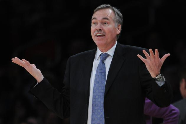 Los Angeles Lakers: 6-Game Losing Streak Exposing Mike D'Antoni's Weaknesses