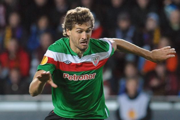 Fernando Llorente: Bilbao Striker Must Move to EPL to Further His Career