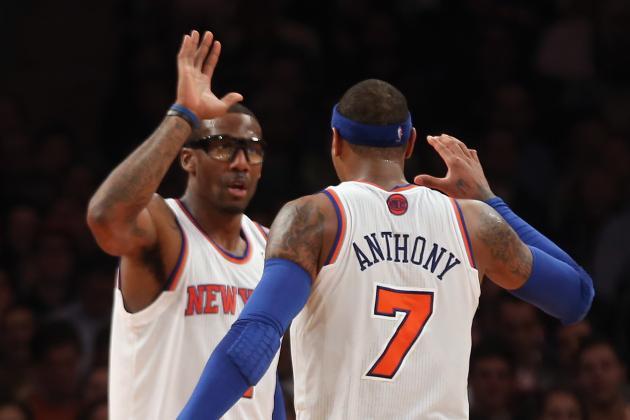Why the New York Knicks Are Not a Championship Contender