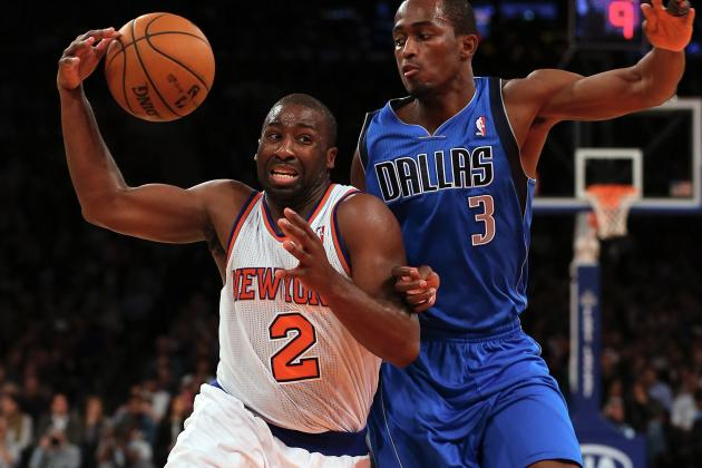 Knicks Sorely Missing Felton
