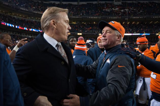 John Elway's Vision Helped Restore Broncos' Home-Field Edge, Defense
