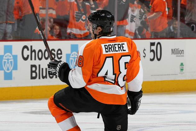 Stats for Flyers Who Played During Lockout