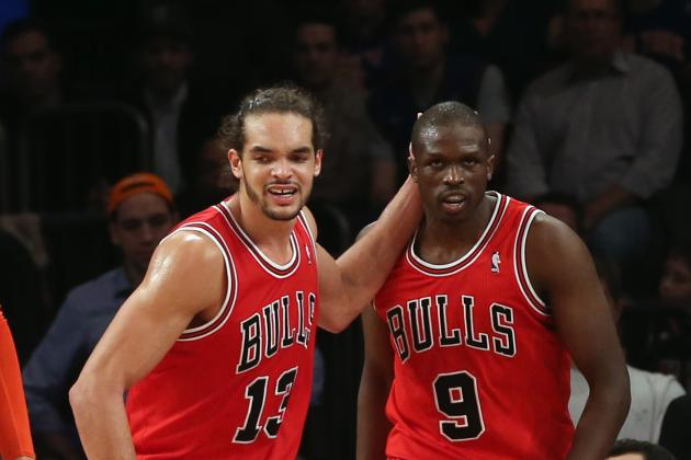 If Forced to Choose, Who Should Chicago Bulls Trade, Luol Deng or Joakim Noah?