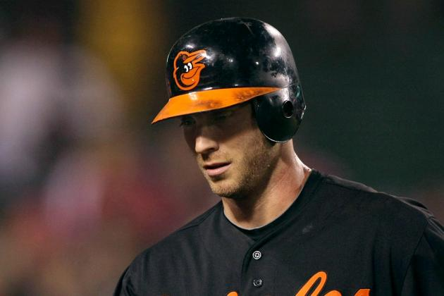 Orioles Sign Backup Outfielder Nolan Reimold to 1-Year Deal
