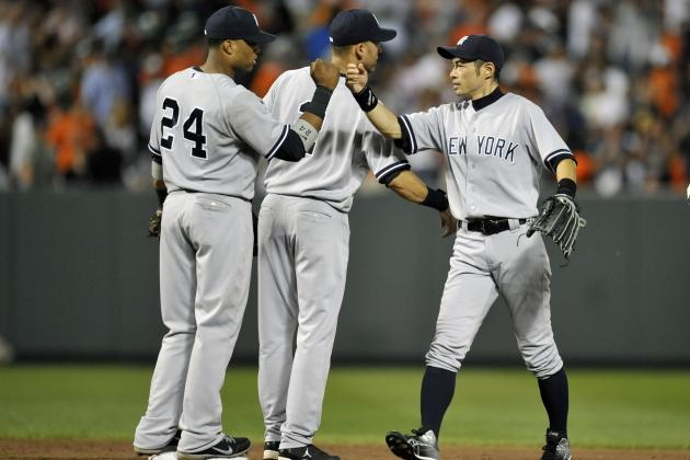 Could NY Yankees' Trio Shatter Record Books in 2013?