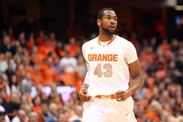 Syracuse Basketball: What Suspension of James Southerland Means for the Orange