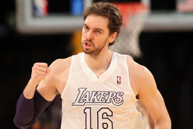 Lakers Rumors: Keeping Pau Gasol Is LA's Only Chance at Playoff Glory