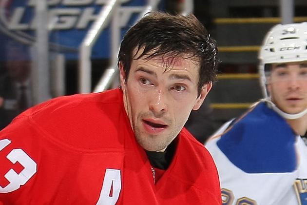 Pavel Datsyuk Is Sad About Returning to the NHL?