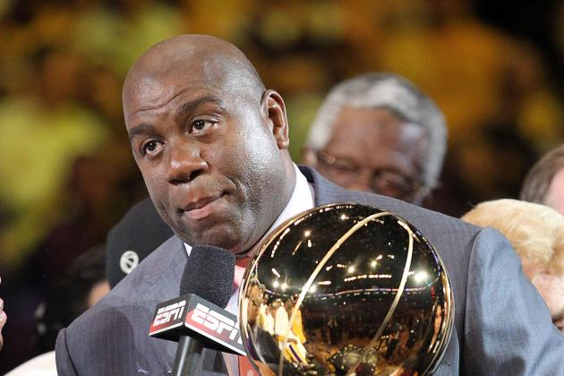 Lakers News: Magic Johnson Says Lakers Will Not Reach Postseason