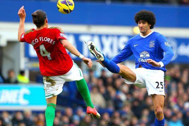 Everton vs. Swansea City: Score, Grades and Postmatch Analysis