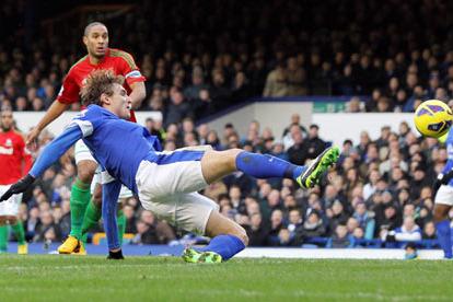 Swansea City Draw Everton 0-0