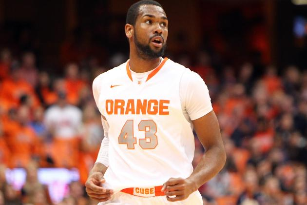 Syracuse Suspends SF James Southerland Indefinitely
