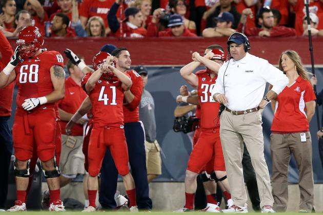 Rodriguez: UA Staff Losses 'Byproduct' of Wins