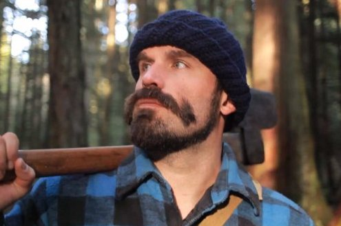 Video: Johnny Canuck Returns from the Wilderness to Celebrate End of Lockout