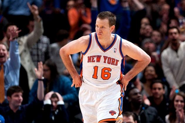 Steve Novak Calls Nate Robinson 'Little Nathan' After Robinson Mocks Him