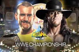 WWE WrestleMania 29: Why CM Punk vs. Undertaker Should Not Happen
