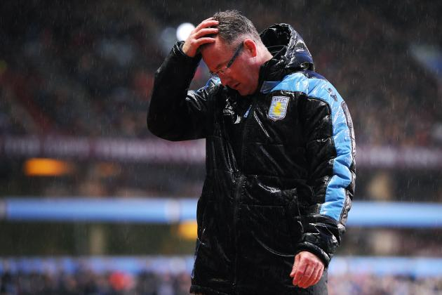 Paul Lambert Exasperated as Disputed Penalty Sends Villa to Defeat