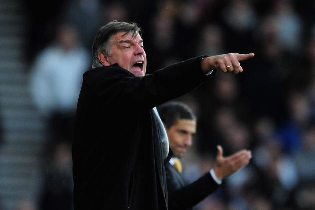 Allardyce Baffled by Hammers Display