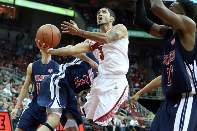 Peyton Siva Named a Top 20 Finalist for Bob Cousy Award