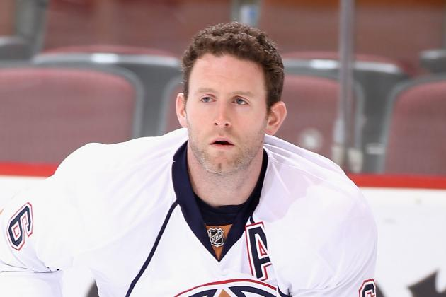 Ryan Whitney and Oilers Talk Contract