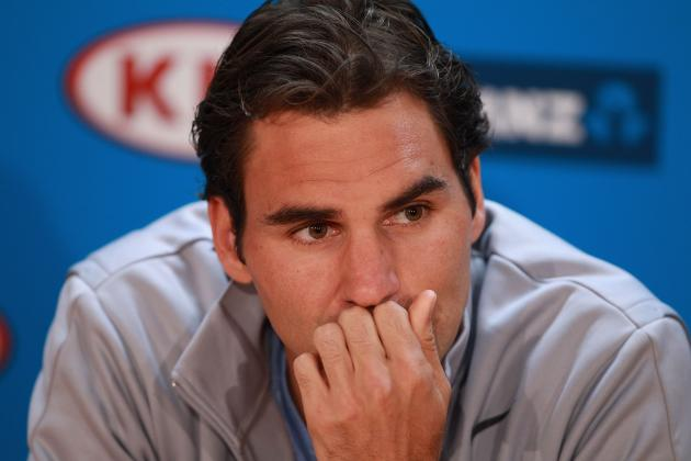 Roger Federer: Tough Draw Will Doom FedEx in Australian Open