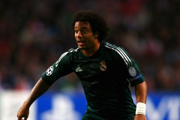 Real Madrid's Marcelo Set to Return to Lineup
