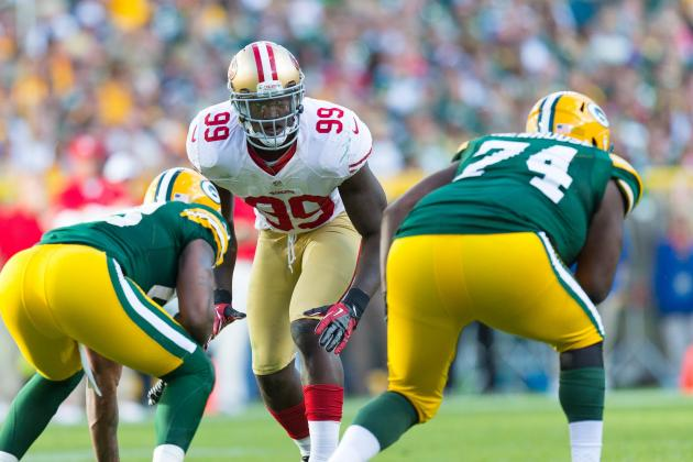 Packers vs. 49ers: San Francisco's Pass Rush Will Slow Green Bay's Attack