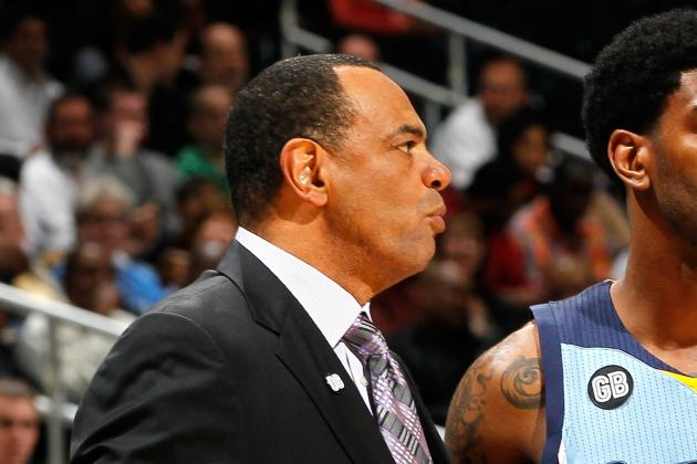 Amid Trade Speculation Lionel Hollins Says He'd Like to Keep Grizzlies Together