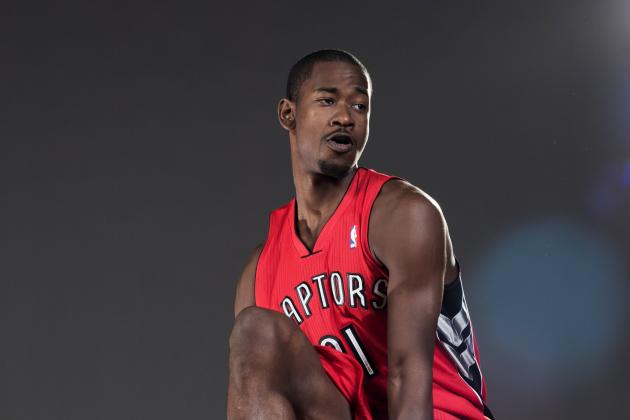 Video: Terrence Ross' 'Sledge Hammer' Dunk for the Raptors