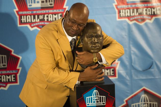 Pro Football Hall of Fame 2013 Finalists: Power Ranking Most Deserving Names