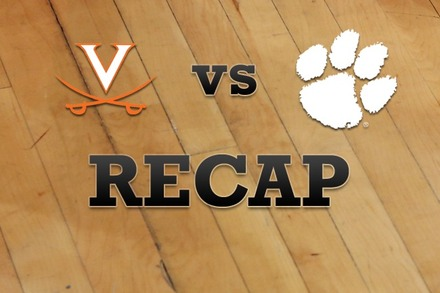 Virginia vs. Clemson: Recap and Stats