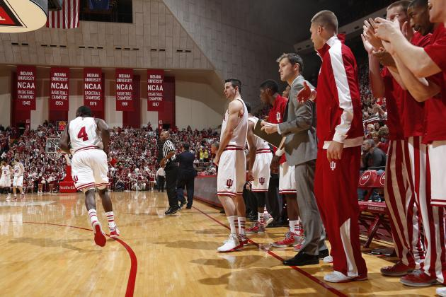 Indiana Basketball: Bench a Major Concern After Minnesota Victory