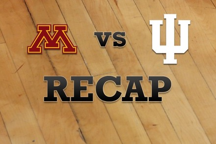 Minnesota vs. Indiana: Recap and Stats